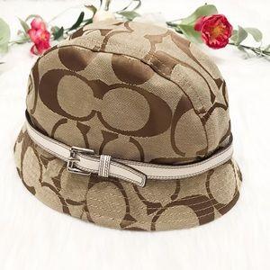 • Coach • Monogram Bucket Hat